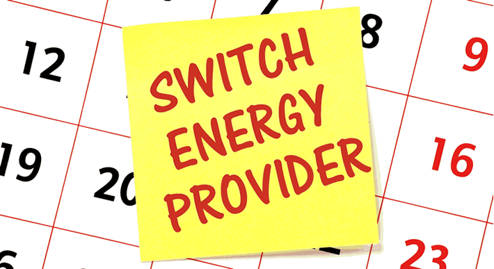 Switch Energy Provider